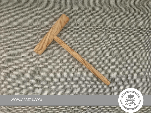 Olive Wood Medium Crepe Spreader Stick  19,5 cm - 7.67