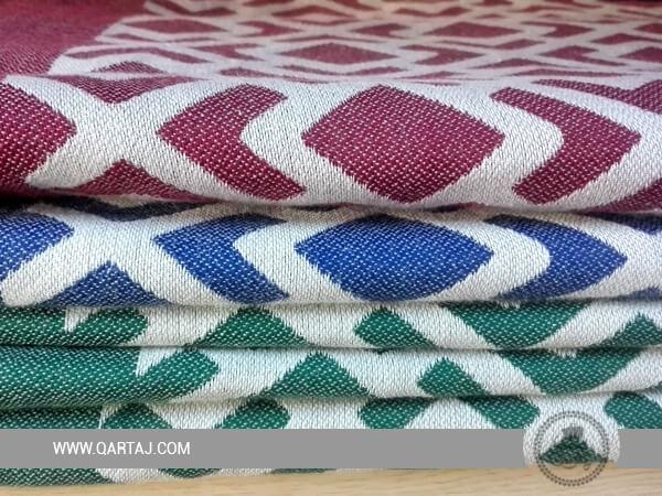 100% Cotton Tunisian Fouta Towels