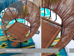 handcrafted-hoop-chair-seat-halfa-grass-vegetal-fiber-handwoven-qartaj-decor-light-brown