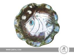 Irregular shaped plate