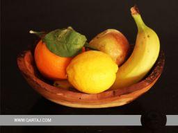 Olive-wood-rustic-bowl