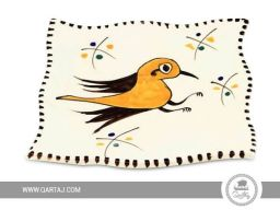 dessert-Plate-yellow-bird