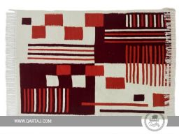 geometric-striped-pattern-wholesale-tunisian-kilim-rug-red-white-carpet-hand-woven-kilim-hand-knotted-flat-woven-wool-fair-trade