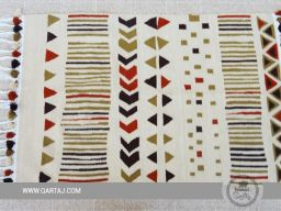 multicolor-pattern-wholesale-tunisian-rug-geometric-carpet-hand-woven-kilim-hand-Handmade-triangle