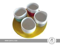 white-ceramic-white-blue-made-in-tunisia-Orange-Colors-Cup-handmade-in-tunisia-fair-trade
