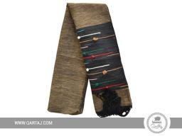 Hand-woven scarf made by Kerkenniens