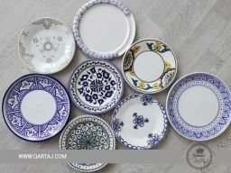 qartaj-ceramics-handmade-plates-tunisia