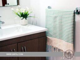 Qartaj-fouta-towel-handmade