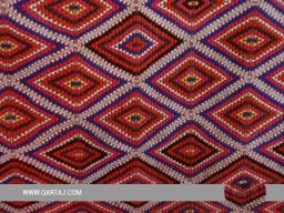 qartaj-Handmade-carpet-from-Toujane-Tunisia-colors-red-white- blue-green