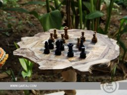 Qartaj-handmade-naturel-olive-wood-chessboard-table