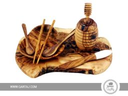 qartaj olive wood products collection handmade