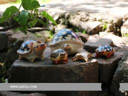 qartaj-set-of-sejnan-pottery-turtles-berber-pottery