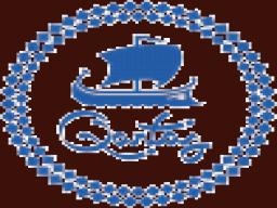 qartaj Striped Blue Traditional Hamam Fouta Beach Towel