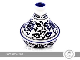 qartaj-Tunisian-Tajine-fleural-peinted-decorated
