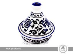 qartaj-Tunisian-Tajine-fleural-peinted-decorated