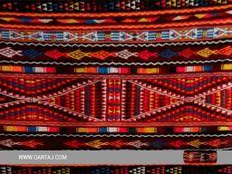 tunisia-handicraft-ksour-area-toujane-berber-desert-carpet-handmade