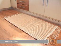 Qartaj-turquoise-and-orange-handwoven-carpet-kilim-rug-afef-el-kef