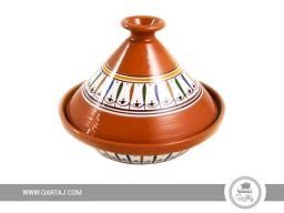 Traditional-Terracotta-Tajine-handpainted