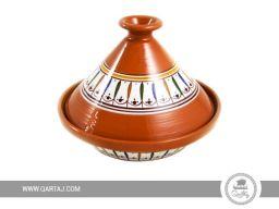 Traditional-Terracotta-Tajine-handpainted