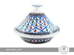 Tunisian-cookable-BlueBlack-Tajine