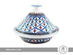 Tunisian-cookable-BlueBlack-Tajine