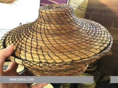 Halfa Basket, Fruit Basket, Hand Woven Basket