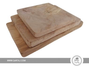 Olive Wood Set Of Three Non-Oiled Boards