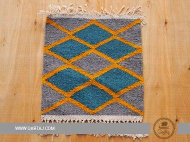Berber carpet sample made by women artisans