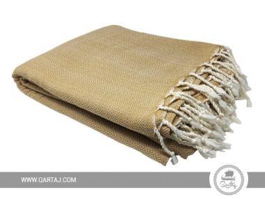 Handmade Cotton Fouta Towel/ Diamond patterns