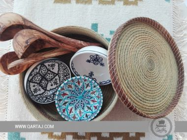 Set of Handmade Products Made in Tunisia, Fair trade