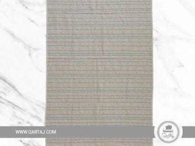 Kerkenatiss carpet made with cotton and wool by Women Artisans