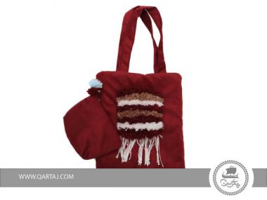 SAC AMAL Made by Joumine artisans Tunisia