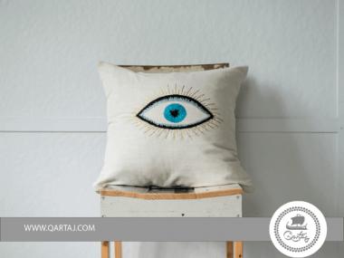 Cushion Handmade Embroidery Tilli Tanit