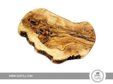 Serving Medium Board Without Handle Olive Wood