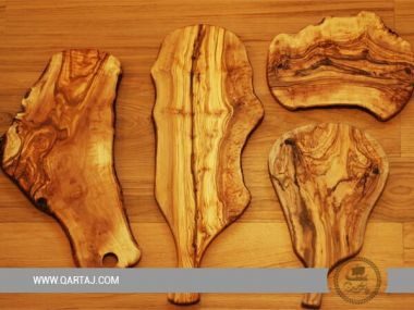 Set of Olive Wood Cutting Board different available sizes