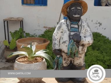 El Houch, Ceramics handmade Raku décoration products