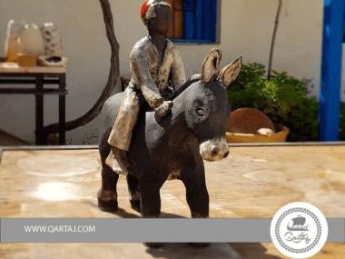 El Houch, Decoration Farmer Status Ceramics handmade