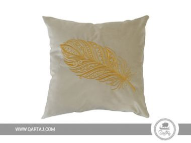 Decorative Square Throw Pillow Made By Hela.