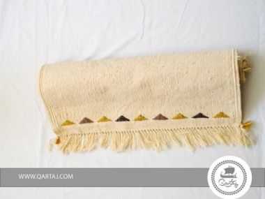 Rug ivory Etandart Handmade