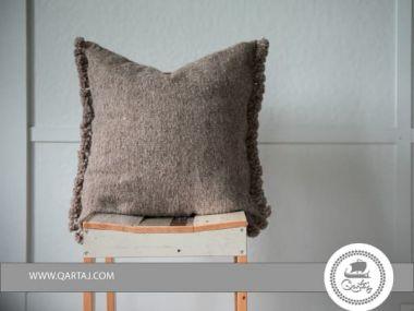 artisan cushion handmade in Tunisia