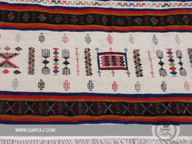 Carpet and Margoum Gafsa handicraft rugs by Women Artisans