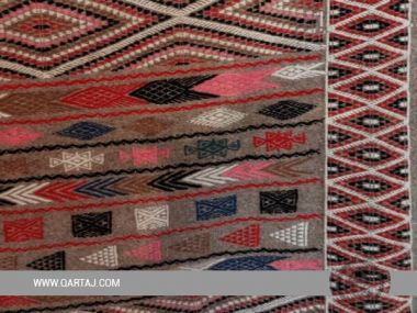 Home Decor Handmade rugs from Toujane, Tunisia