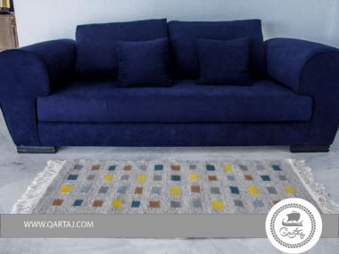 KILIM NAHLA - Area Rug handmade in Tunisia