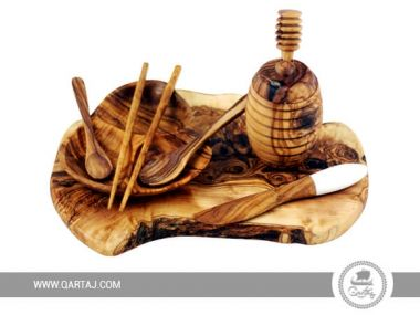 Olive Wood Products Diverse Collection
