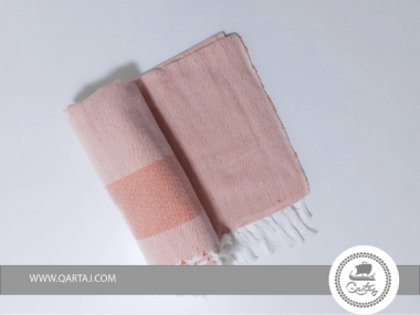 Fouta Soft Orange