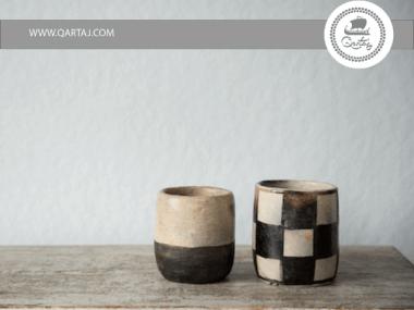 Sejnenia, handmade Pottery Vase Decorative, Women artisans of Sejnan