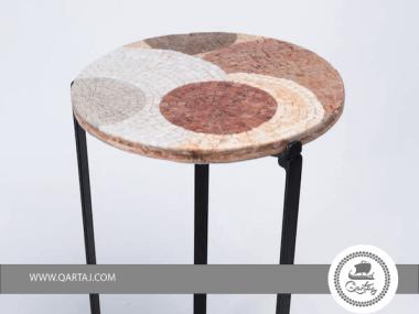 Table Mosaic and Metal, Le Phare x Domaiska