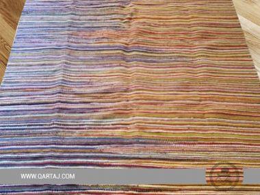 Colorful Handmade Kilim , Wool kilim, Berber Style