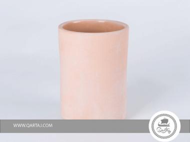 Terracotta Medium Vase, Tunisian Ghozzi Pottery Tunisia