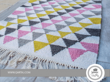 KILIM TRIO Handmade rugs from Joumine